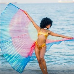Accessories - 🧚♀️ Isis Dancing Belly Dance Wings Dance Costume